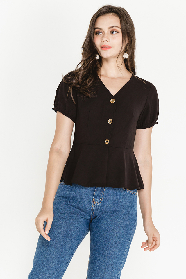 Cambree Top Black