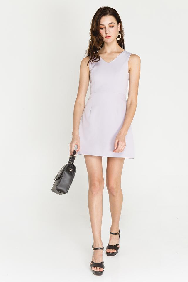 Martine Dress Grey