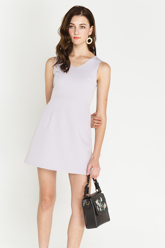 Martine Dress Grey