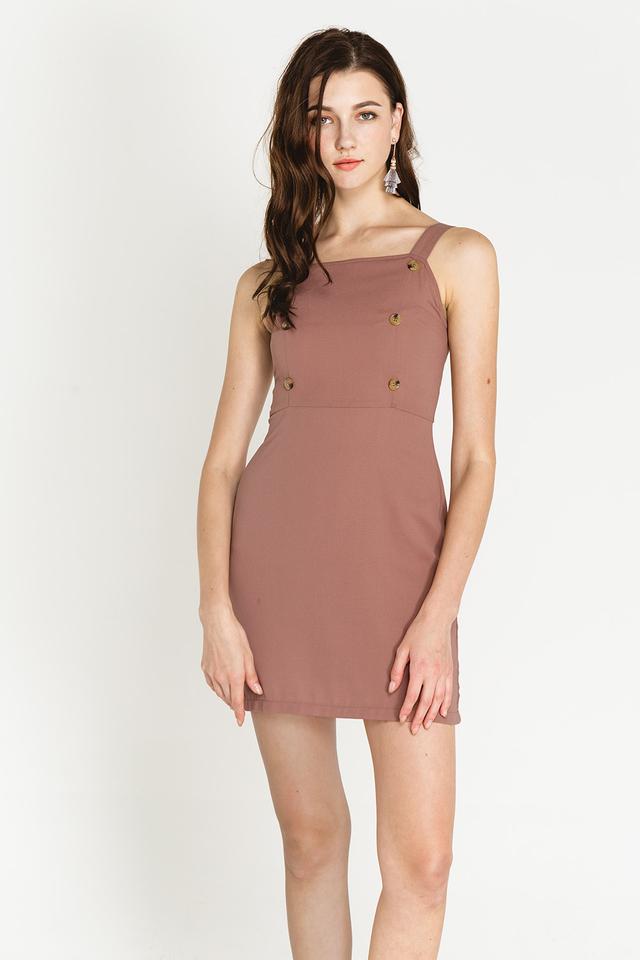 Kora Dress Mauve