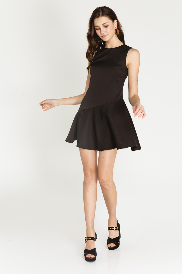Elva Dress Black
