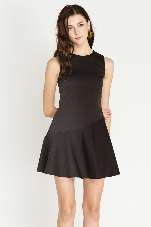 Elva Dress Black