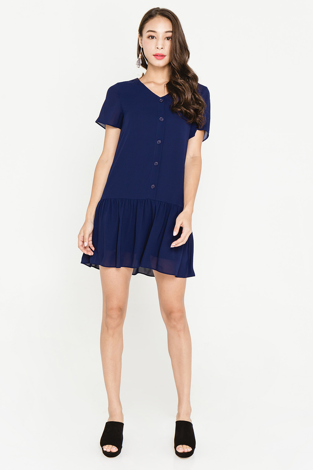 Lauretta Dress Navy