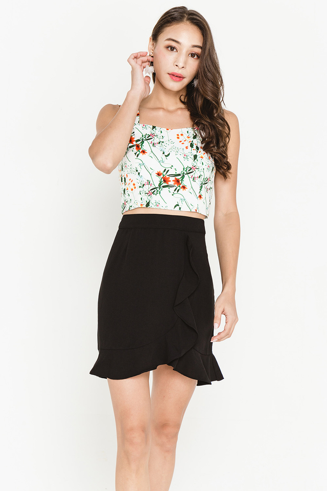 Destiny Skirt Black