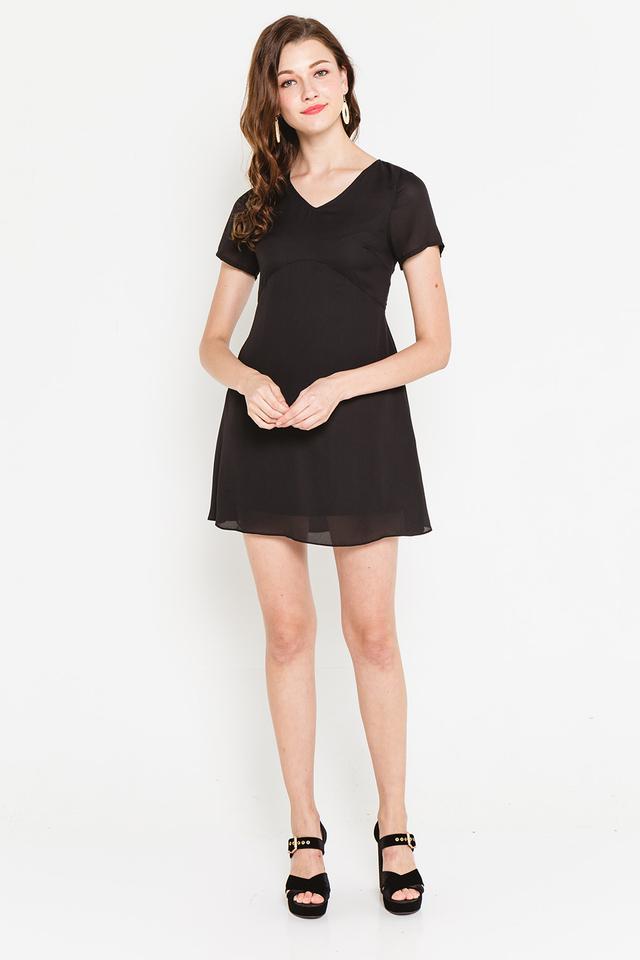 Reanna Dress Black
