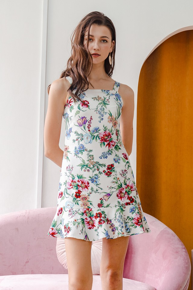 Yelena Dress Floral