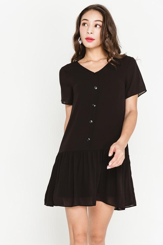Lauretta Dress Black