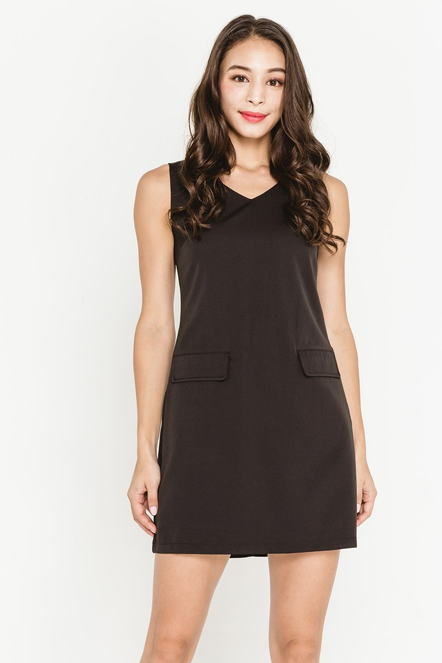 Sheridan Dress Black