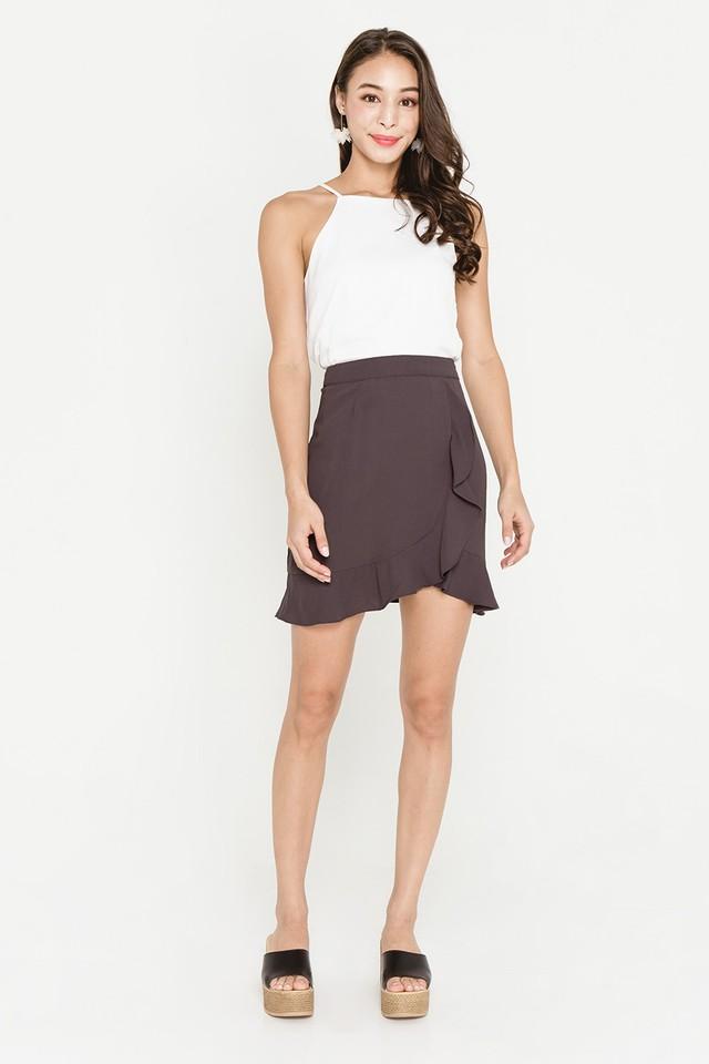 Destiny Skirt Grey