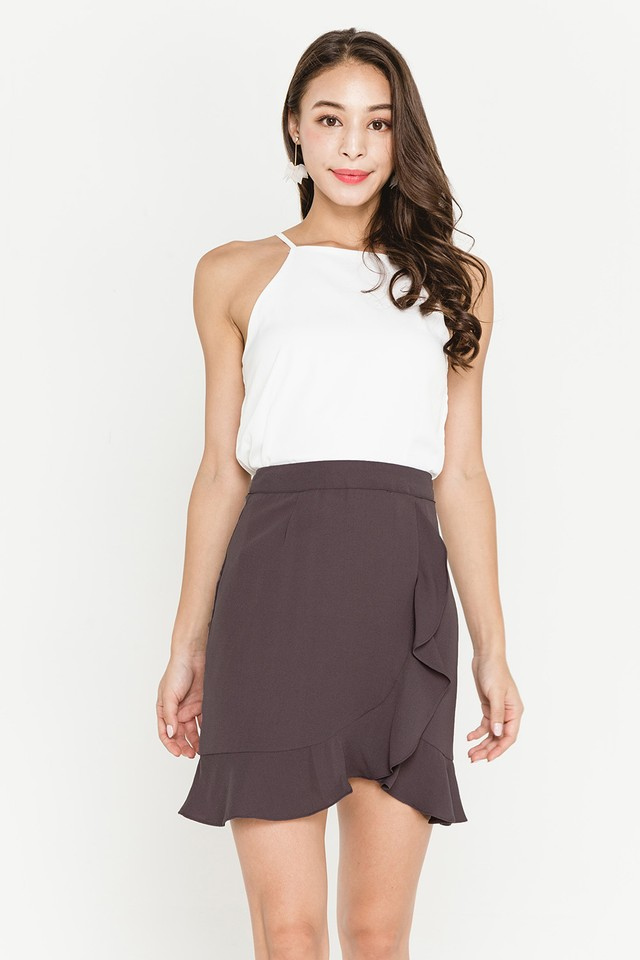 Destiny Skirt Grey