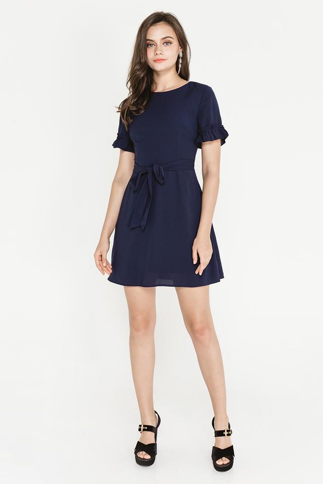 Nala Dress Navy