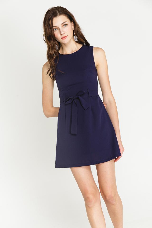 Margret Dress Navy