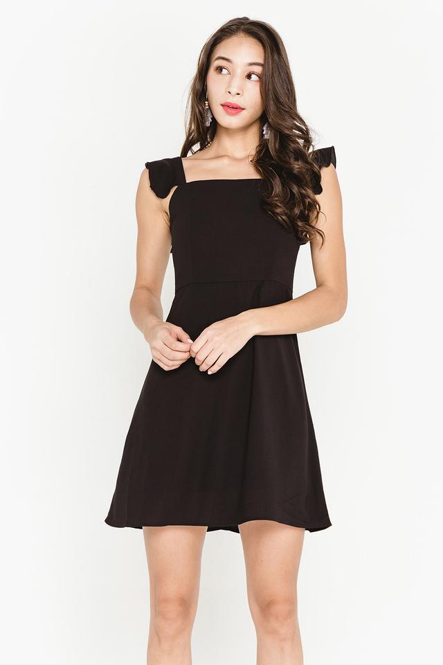 Darcey Dress Black