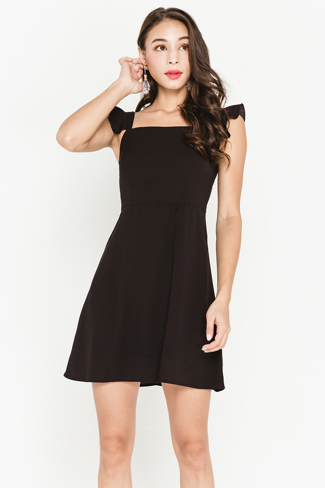 Darcey Dress Black