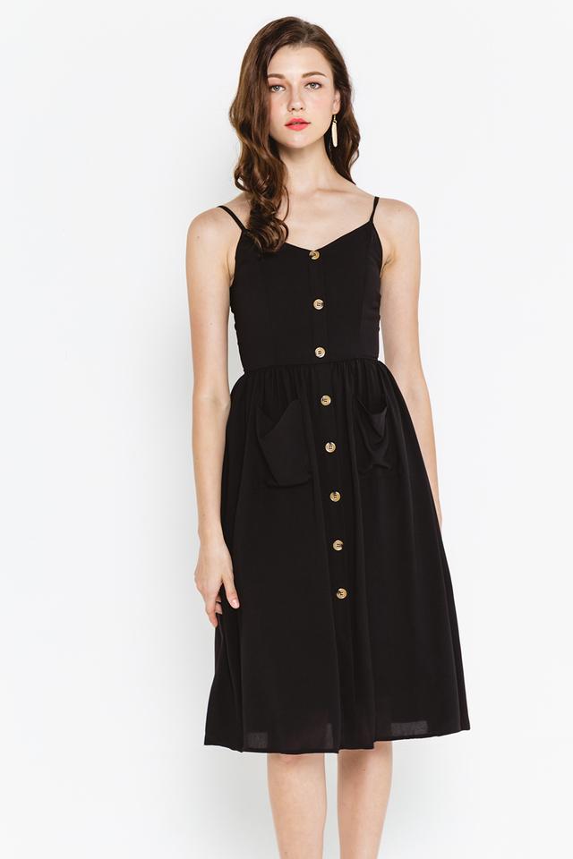 Valeria Dress Black