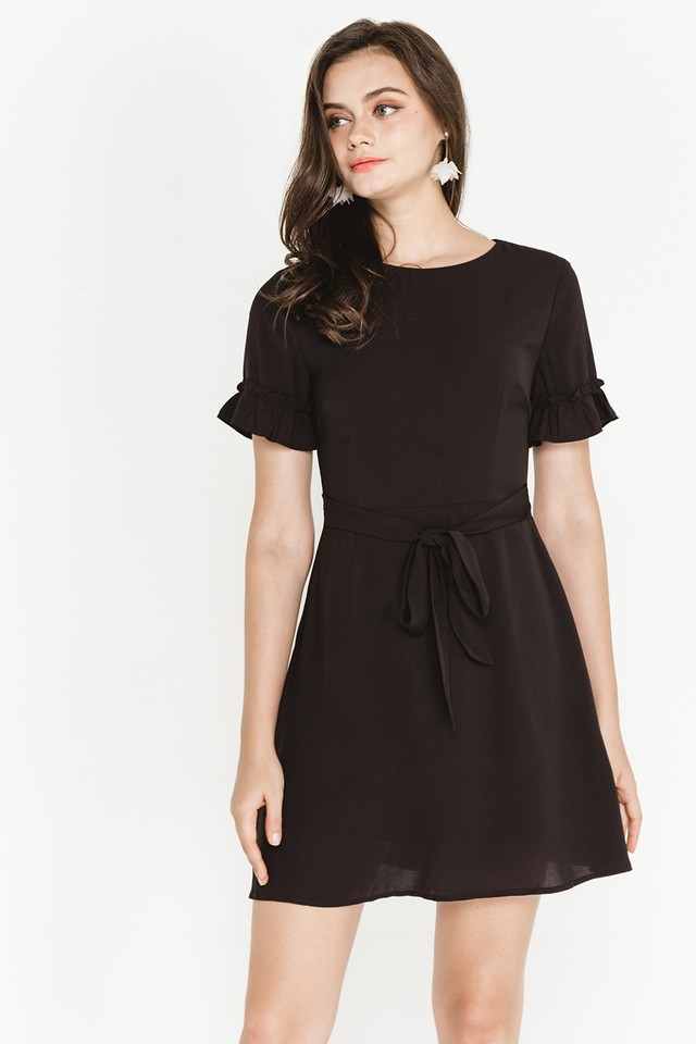 Nala Dress Black