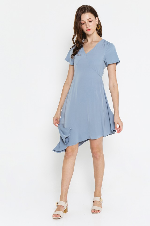 Ashtyn Dress Seafoam