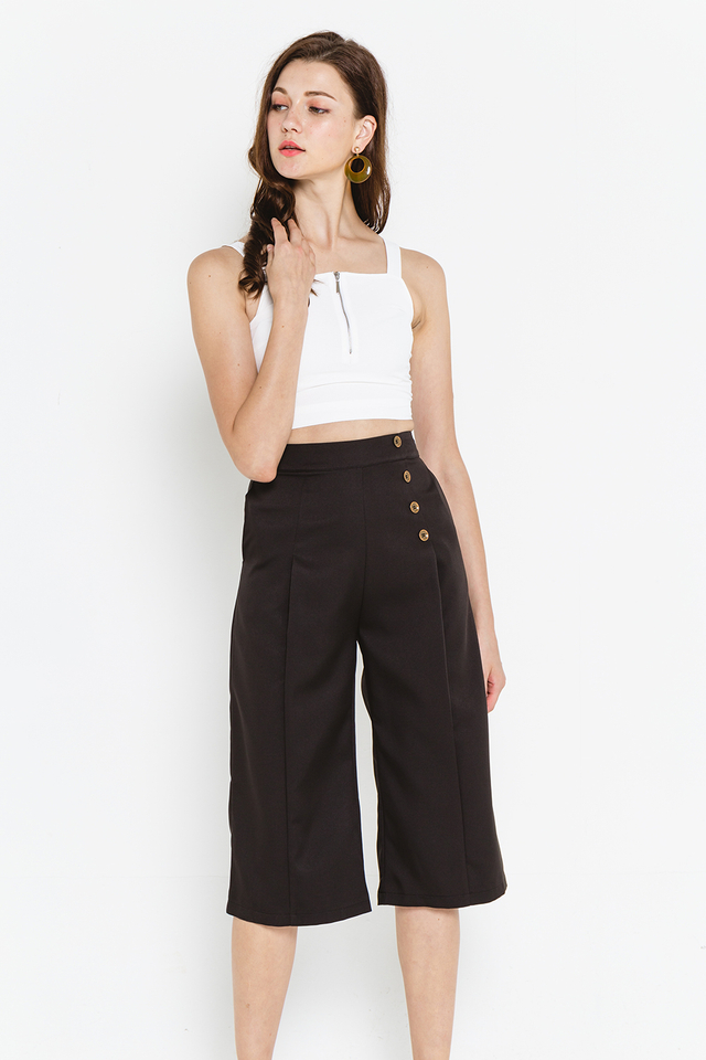 Noely Culottes Black