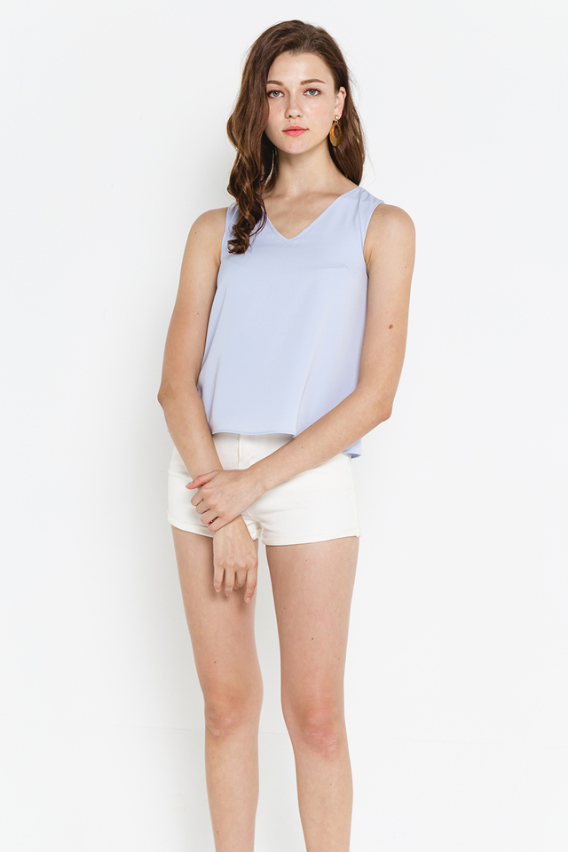 Estee Top Sky Blue
