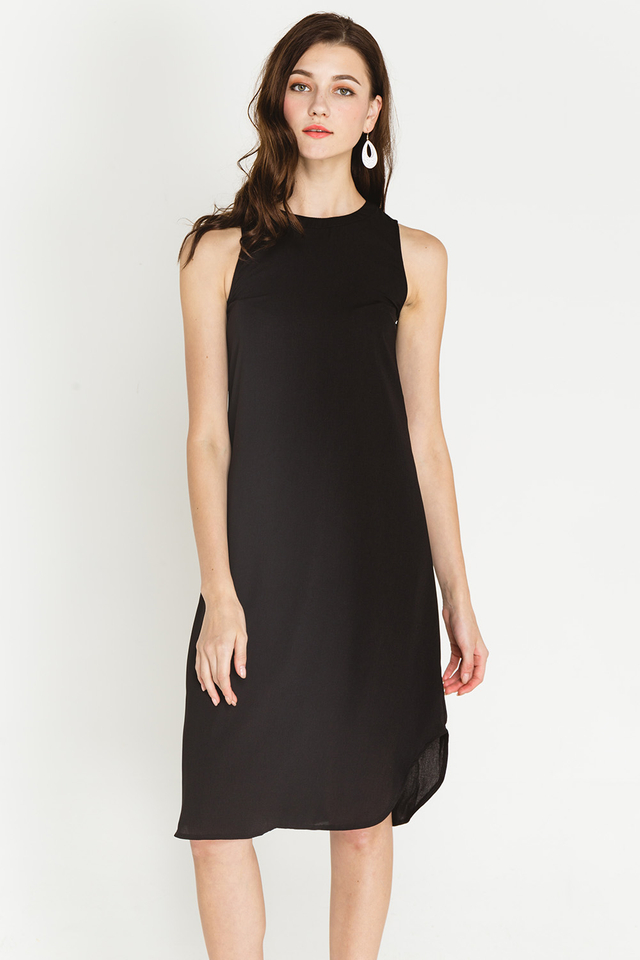 Alize Dress Black