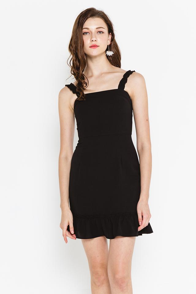 Xaviera Dress Black