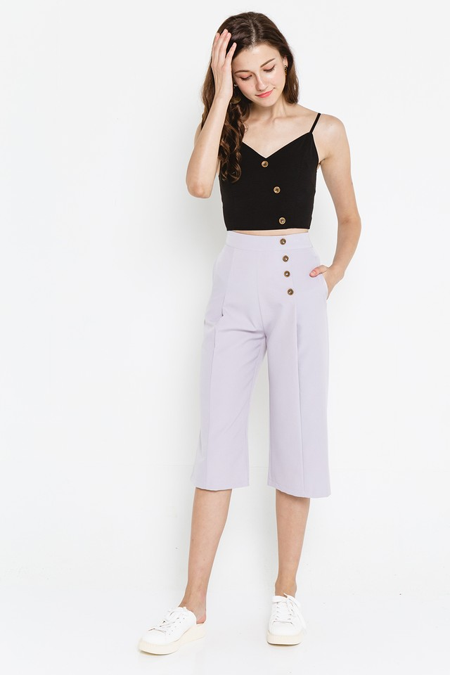 Noely Culottes Grey