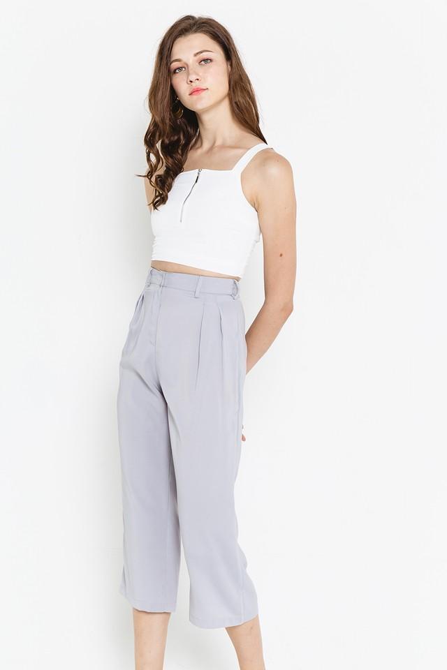 Shyla Culottes Grey