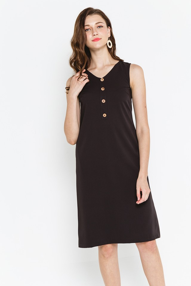 Shaelyn Dress Black