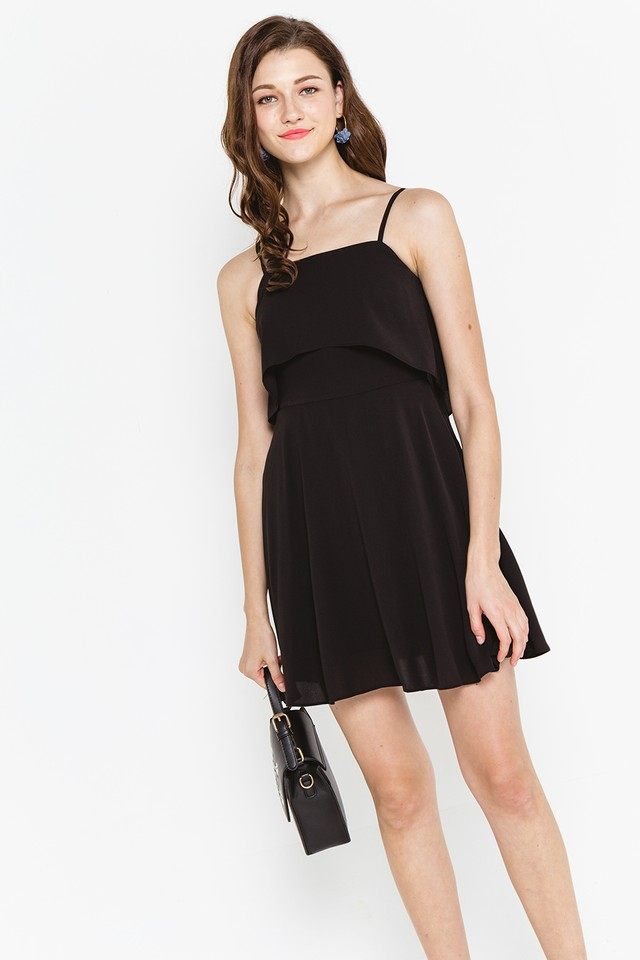 Golda Dress Black