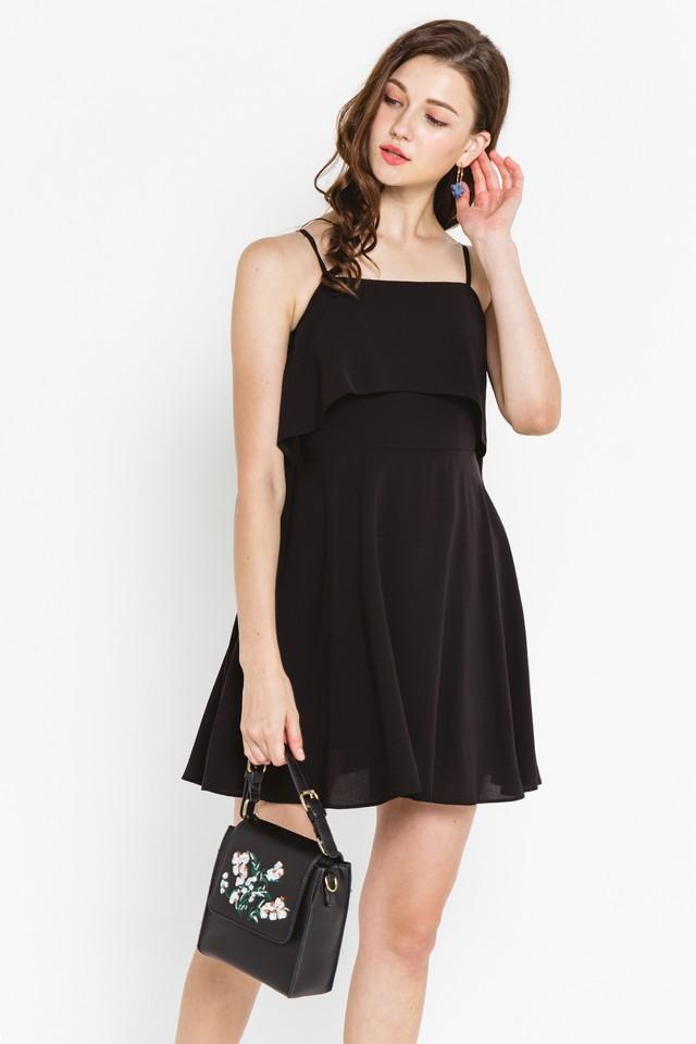 Golda Dress Black