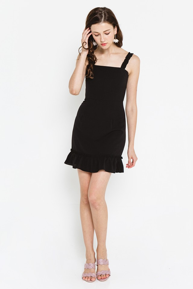 Xaviera Dress Black