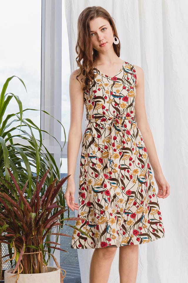 Amaya Dress Floral