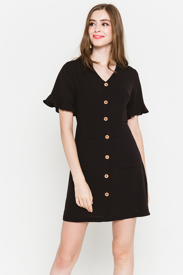 Julisa Dress Black