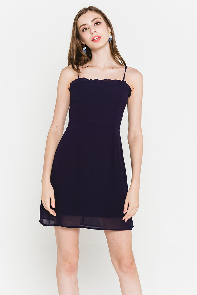 Rydel Dress Navy