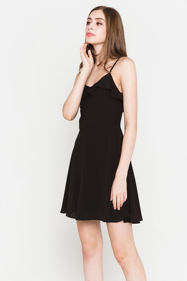 Briony Dress Black