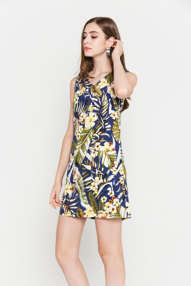 Rania Dress Floral