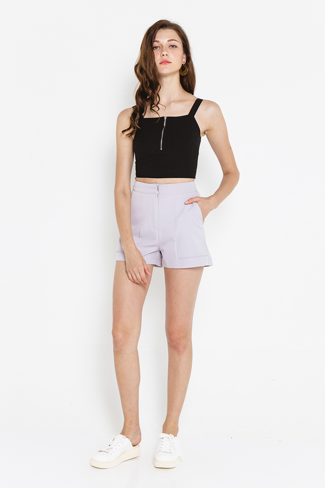 Maude Shorts Grey