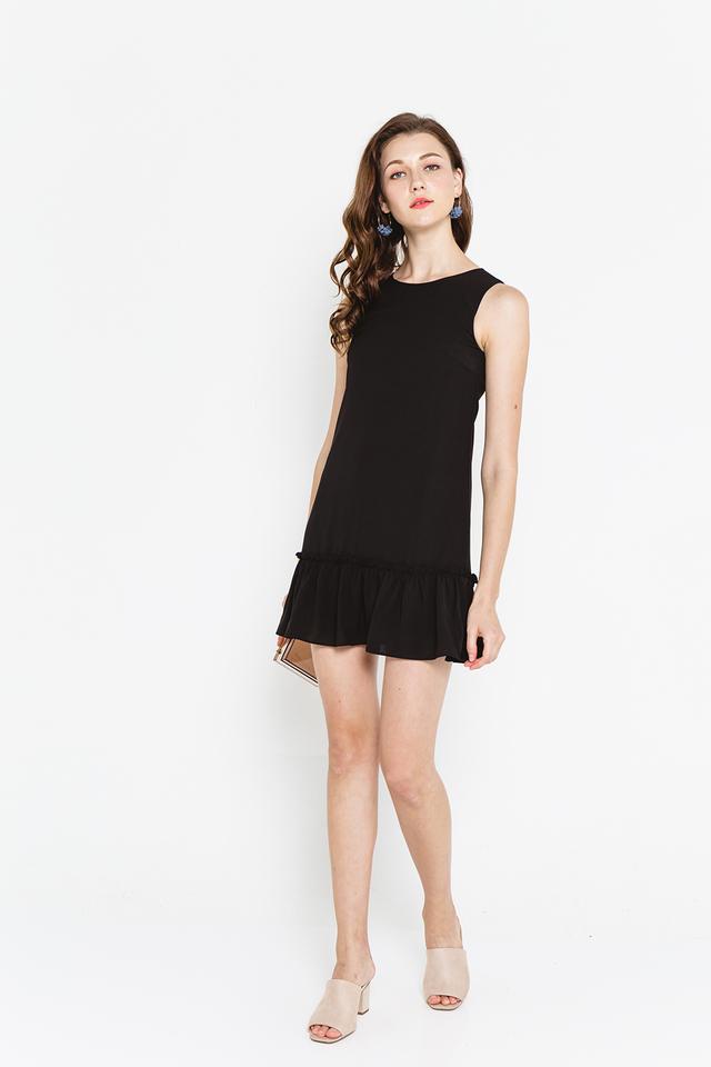 Petra Dress Black
