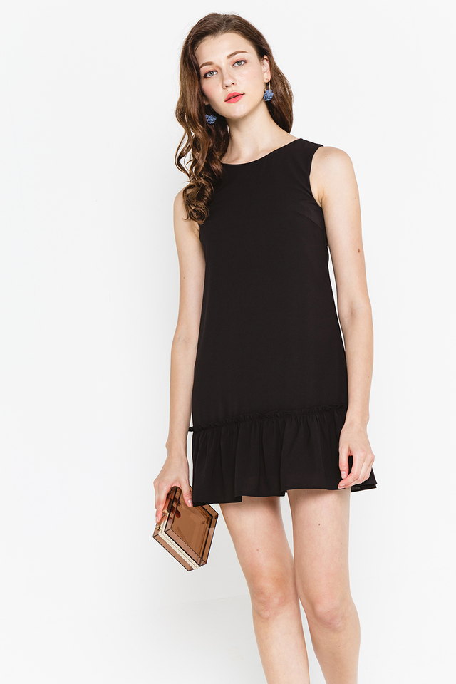 Petra Dress Black