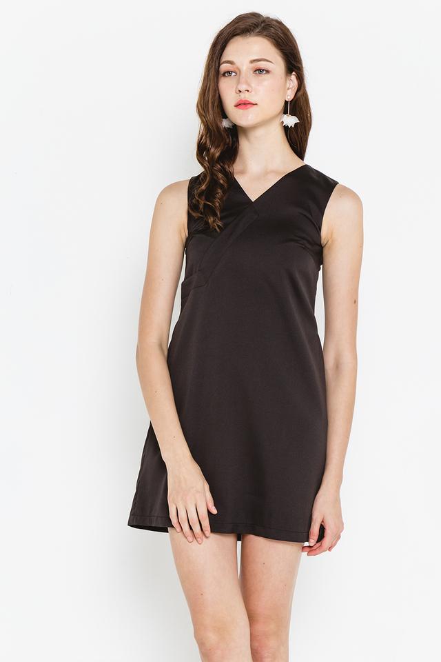 Anthea Dress Black