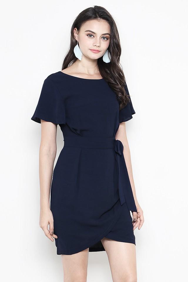 Alessa Dress Navy