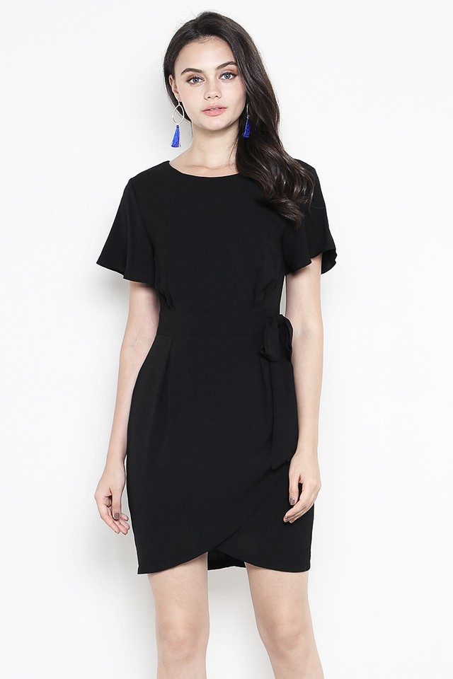 Alessa Dress Black