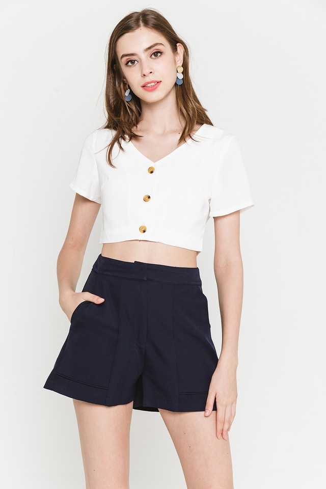 Maude Shorts Navy