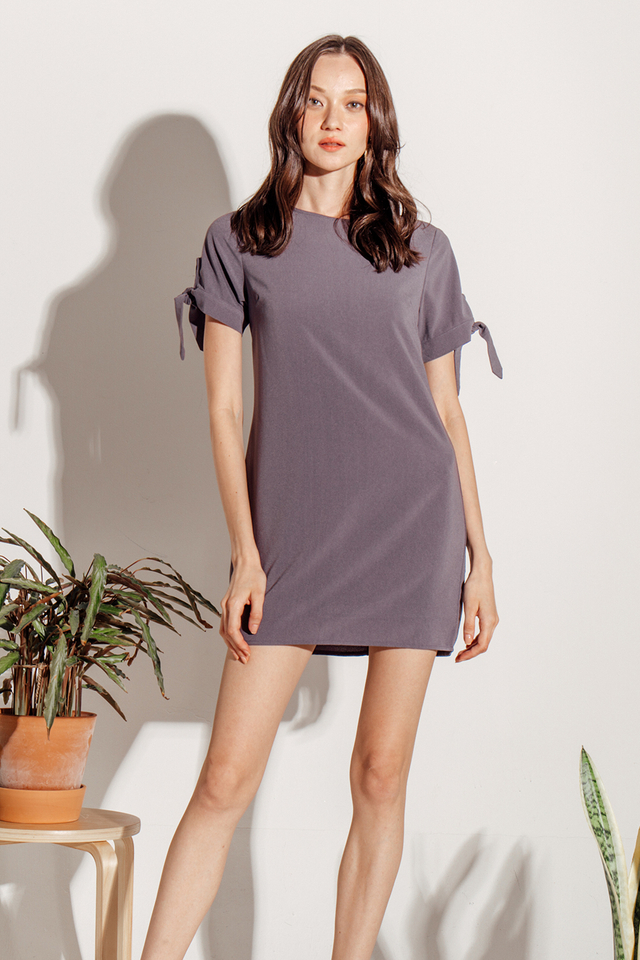 Marnie Dress Grey