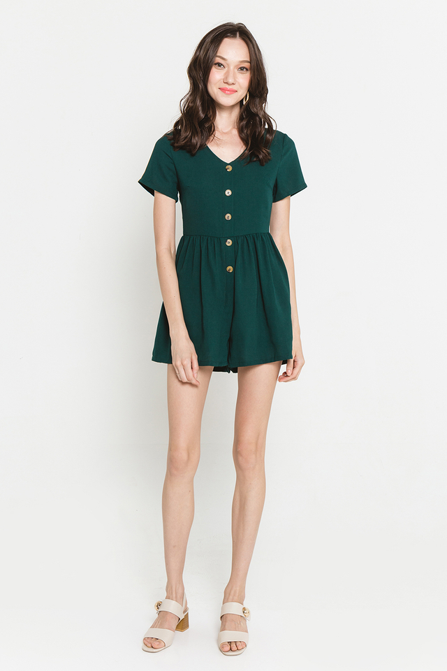 Charley Playsuit Forest