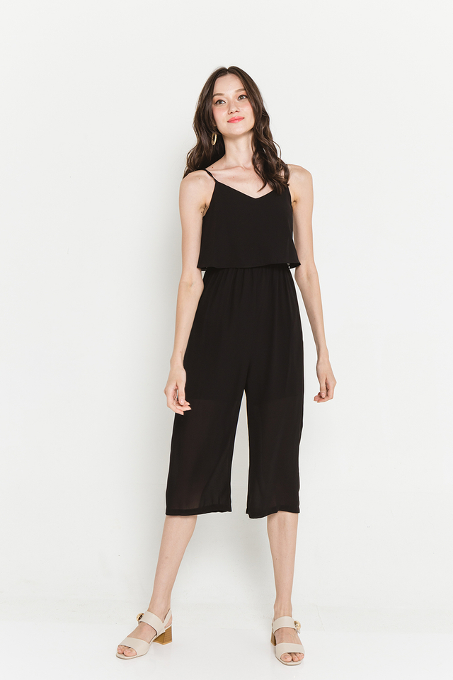 Tanya Jumpsuit Black
