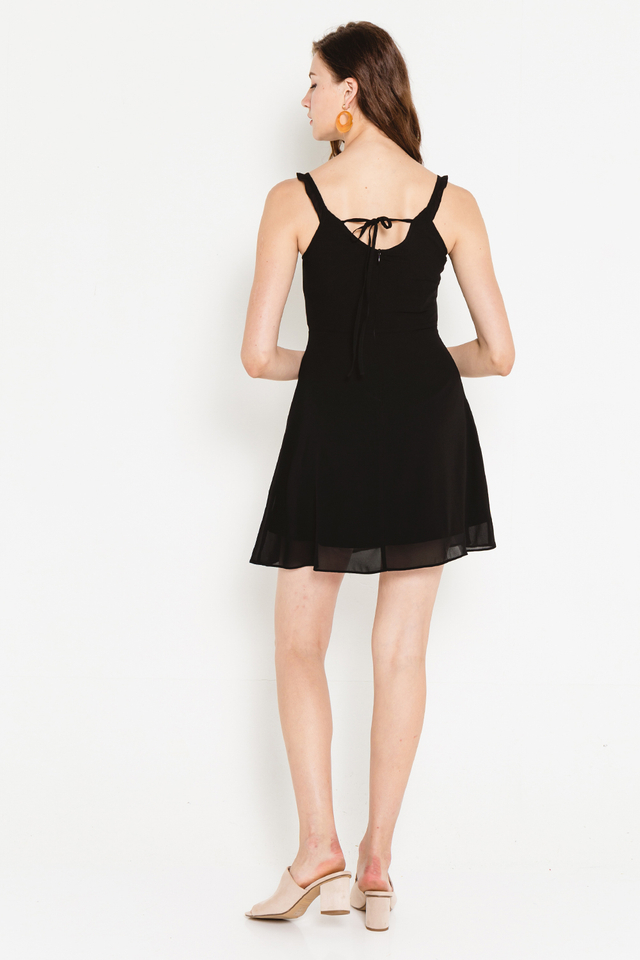 Katrine Dress Black