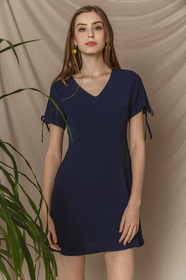Harleen Dress Navy