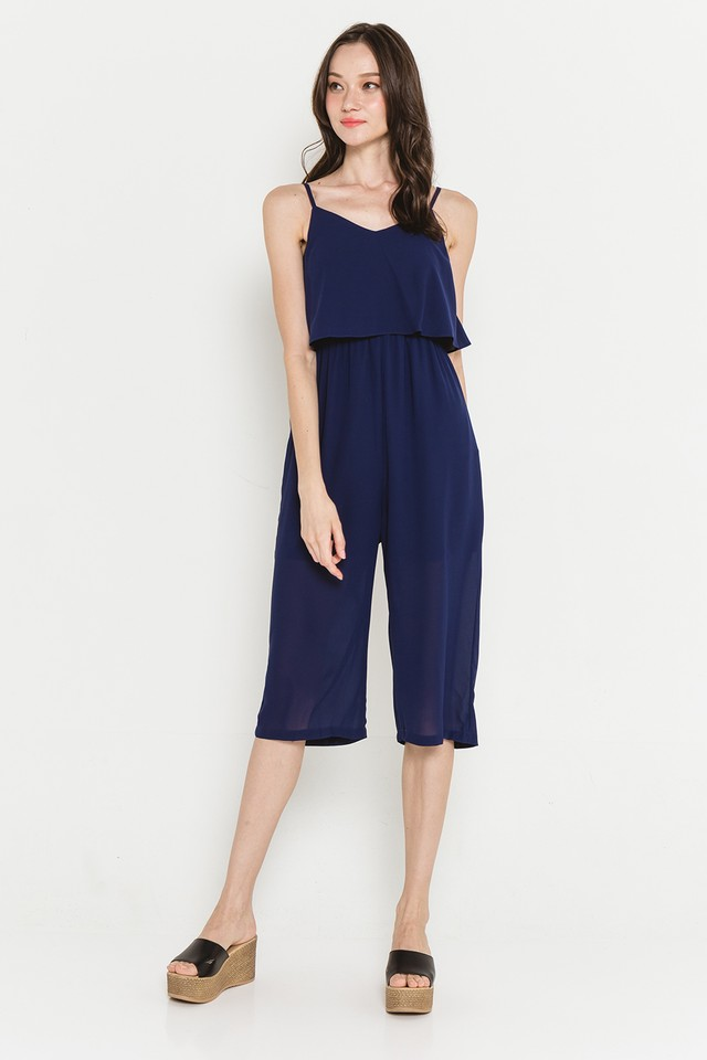 Tanya Jumpsuit Navy