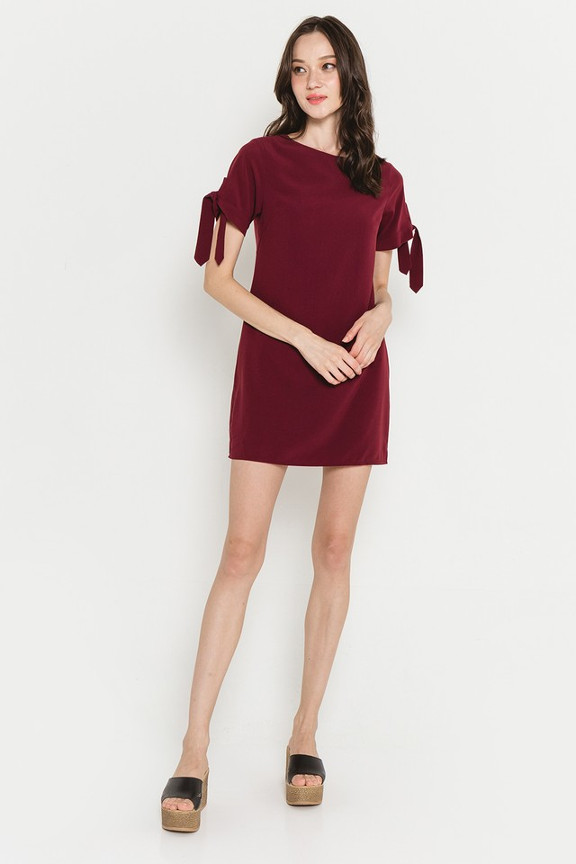 Marnie Dress Wine